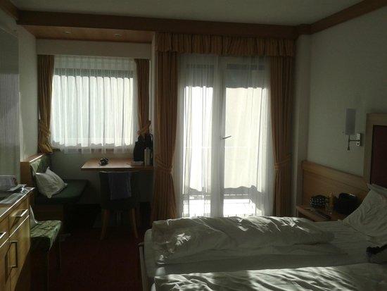 Hotel Stella: Esempio di stanza doppia