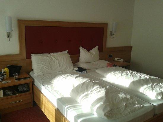Hotel Stella: Esempio di camera doppia