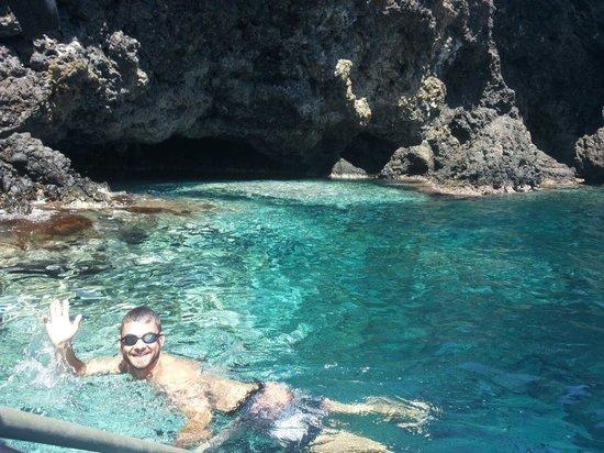 Ustica: Grotte favolose