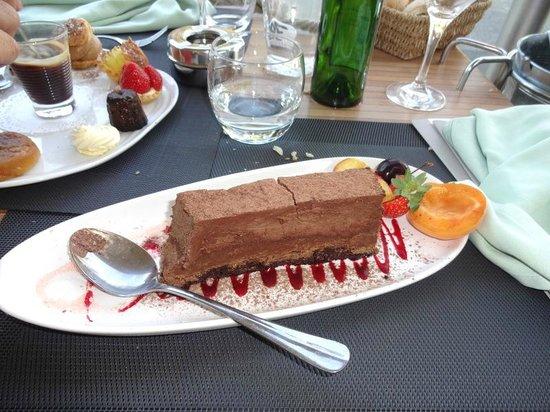 Côte du Sud : croquant au chocolat ?
