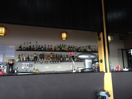 Mare Alta Bar-Restaurante: Die Bar