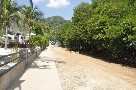 Railay Beach: Railay East