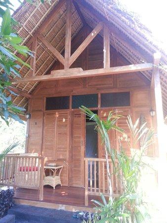 S Resorts Hidden Valley Bali : Traditionnal cottage