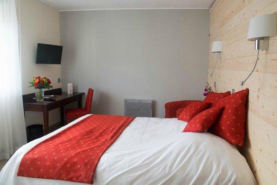 Hôtel Vauban Briançon : Chambre Double