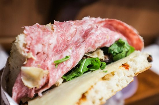 All' Antico Vinaio : THE Sandwich !!!