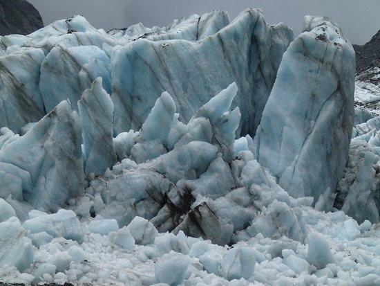 Fox Glacier Guiding: The reward .