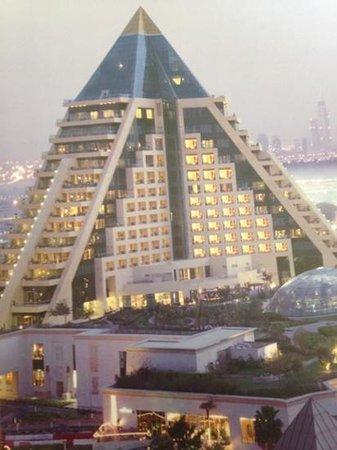 Raffles Dubai: Raffles hotel Dubai