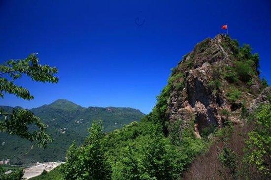Giresun, ตุรกี: Bedrama Kalesi/ Tirebolu