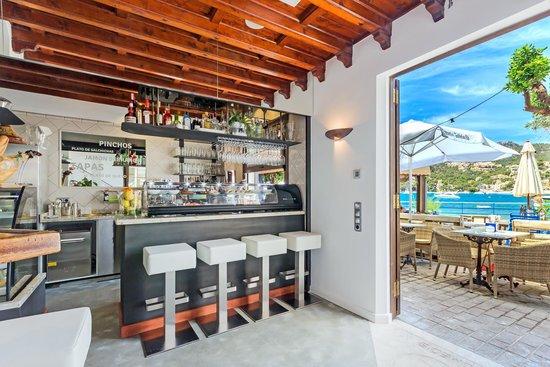 Romeos: Romeo's Port D'Andratx Lounge, Tapas, Bar