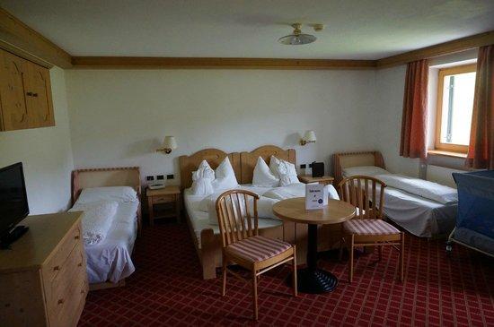 Hotel Saltria - true alpine living: camera