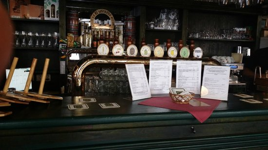 Pivovarsky dum : Full range of flavoured beers