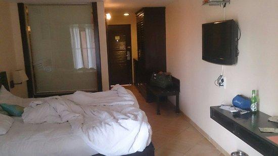 The Baga Marina: Room nycc