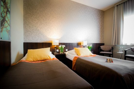 Park Hotel Diament Wroclaw: Twin room