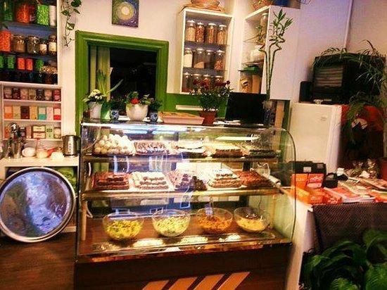 vegansk cafe stockholm