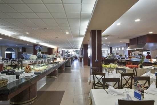 Hotel Best Mojacar: Restaurante Best Mojacar