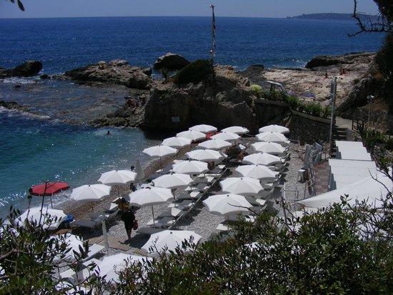 La Spiaggetta dei Balzi Rossi: Spiaggetta dei Balzi Rossi 1