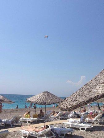 Hotel SU : spiaggia