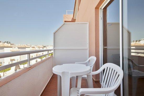 Hotel Best Mojacar: Terraza Best Mojacar