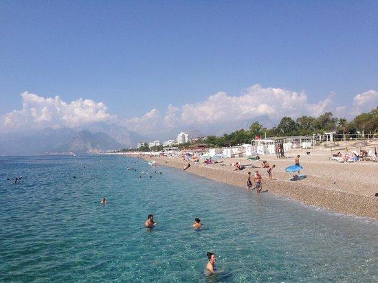 Hotel SU: spiaggia