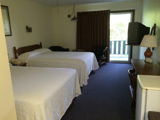 Edenbrook Motel: Our room