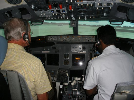 Flightdeck Experience: On the Flight Deck