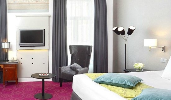Radisson Blu Royal Astorija Hotel, Vilnius: Superior Room