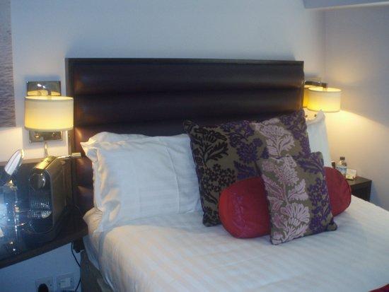 Hotel Indigo London-Paddington: ready for an espresso?