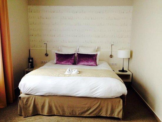 Hotel Nemzeti Budapest - MGallery by Sofitel: Double superior room