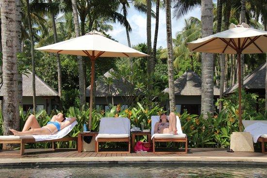 The Chandi Boutique Resort & Spa: бассейн