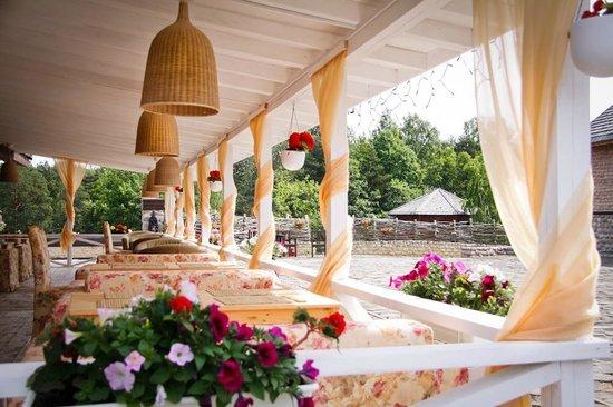 "The Old Mill Hotel : Ресторан ""Черемша"""