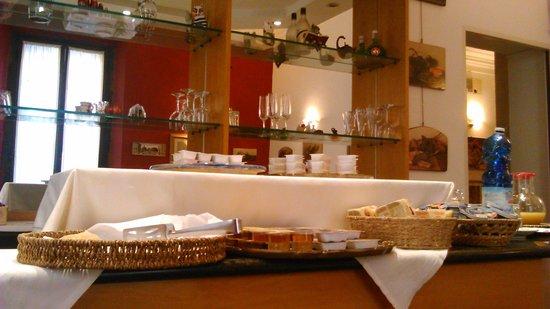 Lombardi Hotel: L'hôtel