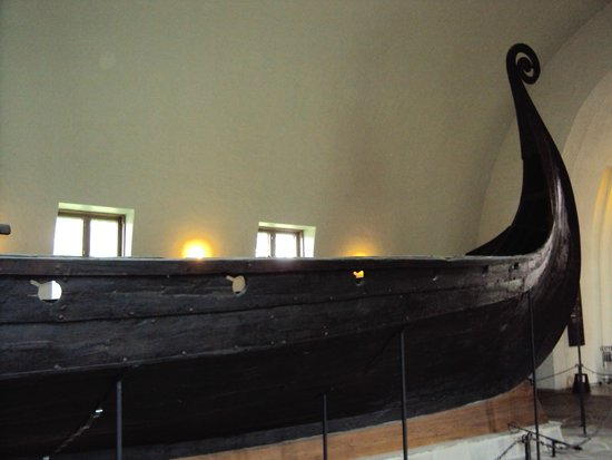 Viking Ship Museum, Oslo.