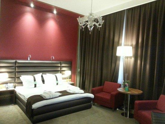 Holiday Inn Krakow City Center : deluxe room