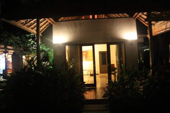 The Chandi Boutique Resort & Spa : бунгало
