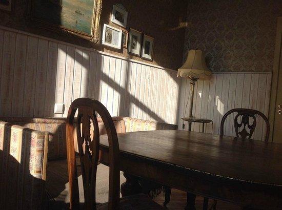 Rachmaninov Art-Hotel: обеденный зал