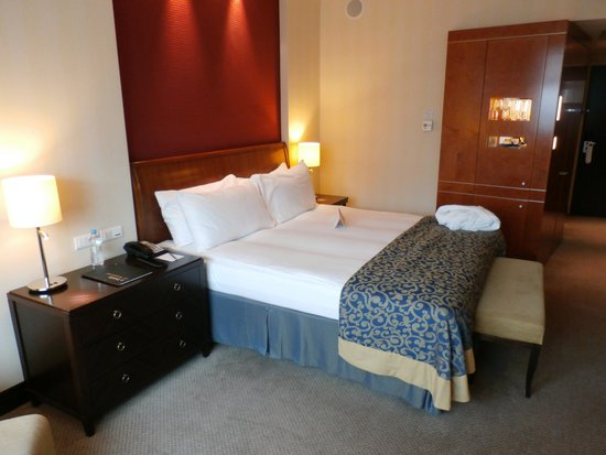 InterContinental Hotel Warsaw: InterContinental Room 3507