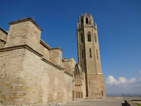Castillo de Gardeny: Buitenzijde van kasteel