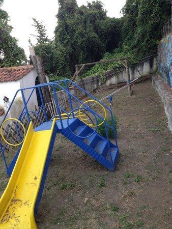 Corfu Village Hotel : Детские развлечения!