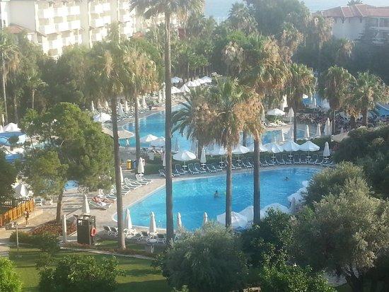 Barut Hemera: two of the three pools