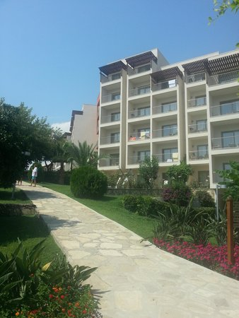 Barut Hemera: our room