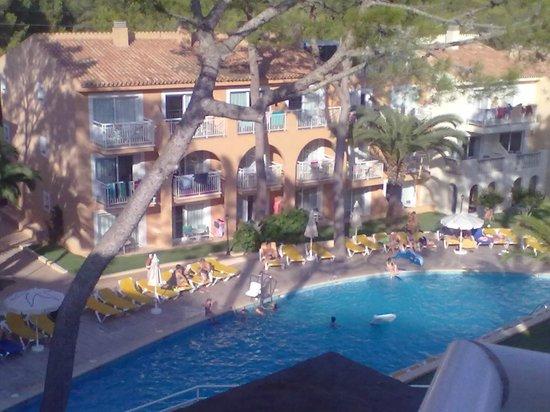 IBEROSTAR Club Cala Barca: dal salottino