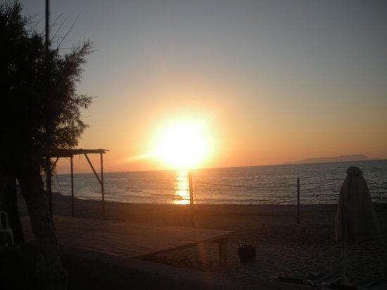 SunConnect Zorbas Village: Il tramonto