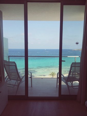 Protur Playa Cala Millor Hotel: Balcony