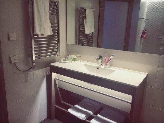 Protur Playa Cala Millor Hotel: Bathroom