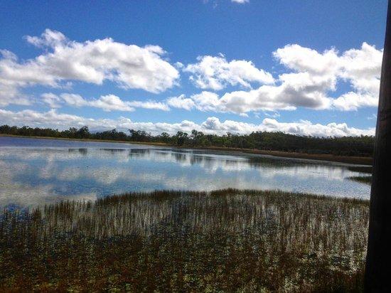 Jabiru Safari Lodge: Sunny day