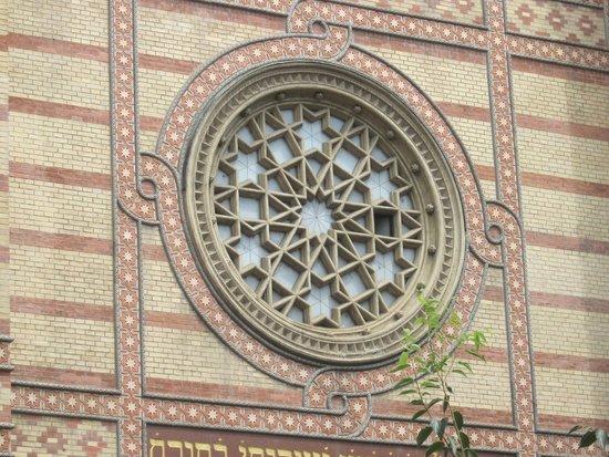 Great / Central Synagogue (Nagy Zsinagoga): Sinagoga