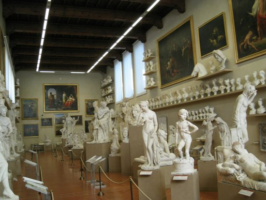 Accademia Gallery: 19th Century Hall