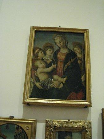 Accademia Gallery: Botticelli