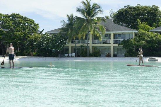 Plantation Bay Resort And Spa : poollandschaft