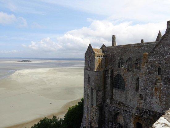 Abbaye du Mont-Saint-Michel : .